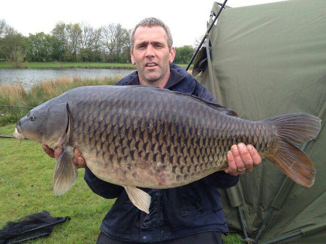 Chris Pike 30lb 6oz